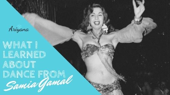 Samia Gamal Bellydance golden era